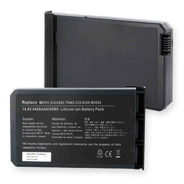 DELL 14.8V 4400mAh Li-ION Laptop Battery