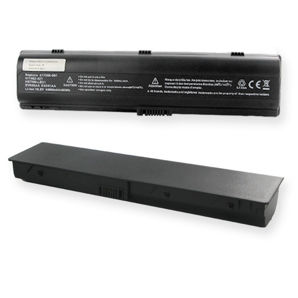 COMPAQ 10.8V 4400mAh Li-ION Laptop Battery