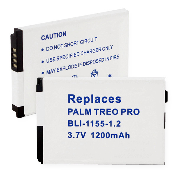PALM TREO PRO LI-ION 1200mAh Cellular Battery