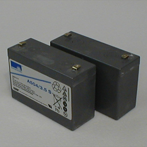SLA 4.5AH 4 Volt Battery