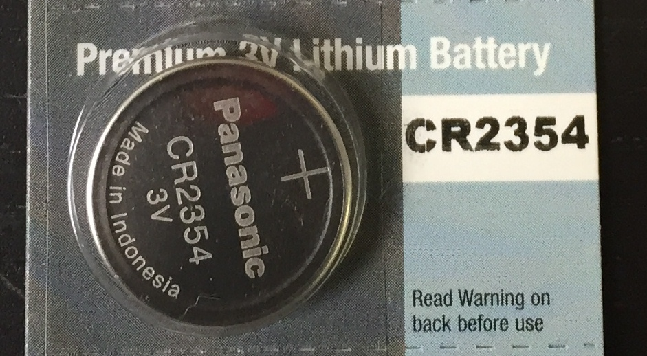 Panasonic CR2354 3V Lithium Coin Battery