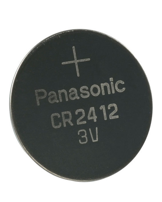 Panasonic CR2412 3V Lithium Coin Battery