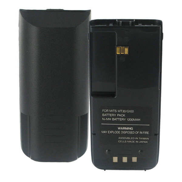 MITS G100 And MT30 NMH 1200mAh Cellular Battery