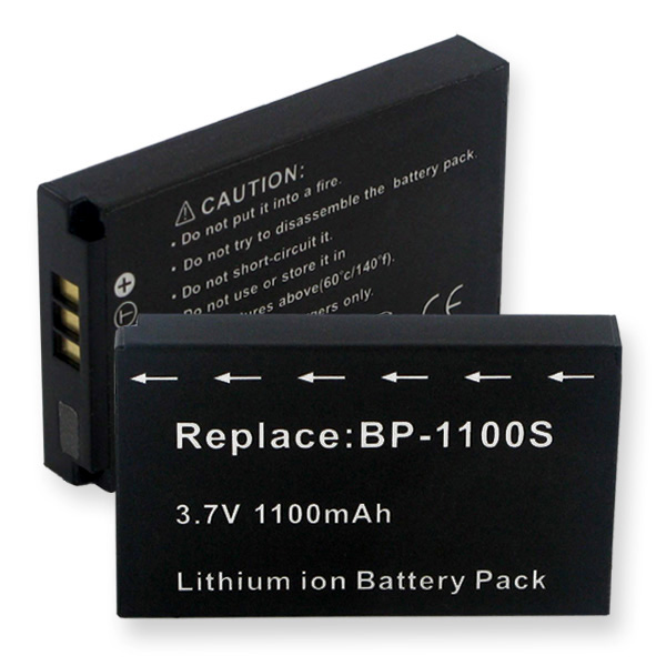 KYOCERA NP-1100S L-ION 1100mAh Digital Battery