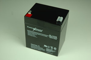 SLA 4.5AH 12 Volt Battery