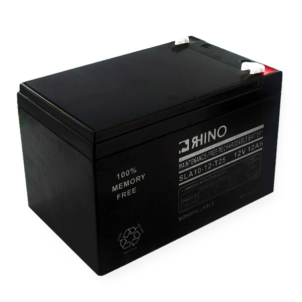Sealed Lead Acid Batteries 12V 10Ah W/wide Terminals