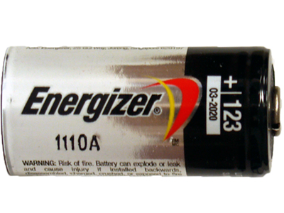 Energizer EL123A CR123A 3 Volt Photo Lithium Battery 24 Pack + FREE SHIPPING