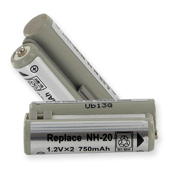 FUJI NH-20 NiMH750mAh Digital Battery