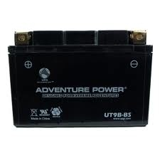 YT9B-BS 12 Volt 8 Amp Hrs Dry Charge AGM Power Sport Battery