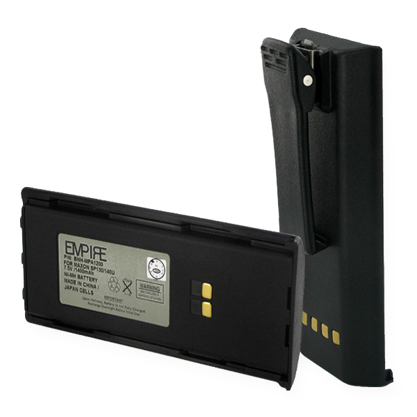 MAXON SP130 And 140 NiMH 1400mAh Two-way Battery