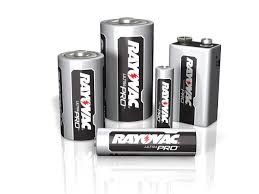 Rayovac UltraPRO Alkaline C Batteries 24-Pack + FREE SHIPPING!