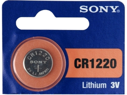 Sony CR1220 3V Lithium Coin Battery