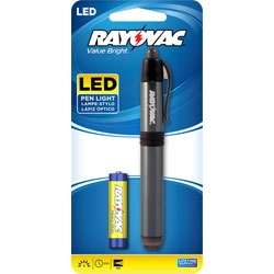 Rayovac Value Bright LED Pen Light + FREE SHIPPING!