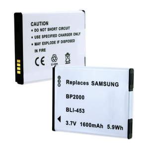 SAMSUNG BP2000 3.7V 1600MAH LI-ION Cellular Battery + FREE SHIPPING