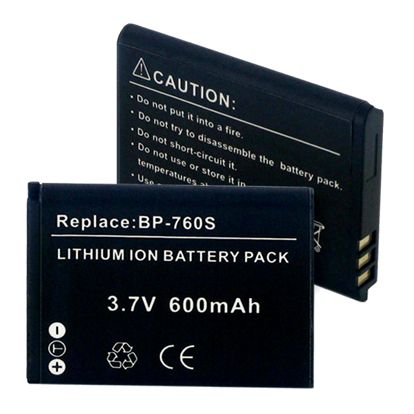 KYOCERA BP-760S LI-ION 600mAh Digital Battery
