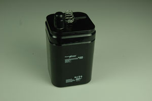 SLA 5AH 6 Volt Battery