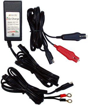 12 Volt 2 AMP  Charger Maintainer