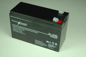 Sealed Lead Acid Battery 12 Volt 9Ah - Universal