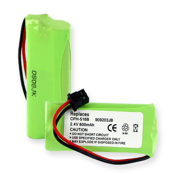 UNIDEN BT1002 NiMH 800mAh CORDLESS BATTERY + FREE SHIPPING