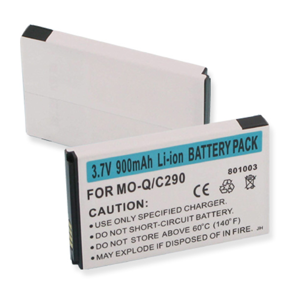 MOTOROLA C290 LI-ION 900mAh Cellular Battery + FREE SHIPPING