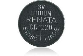 Renata CR1220 3V Lithium Coin Battery