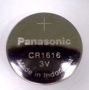Panasonic  CR1616 3V Lithium Coin Battery