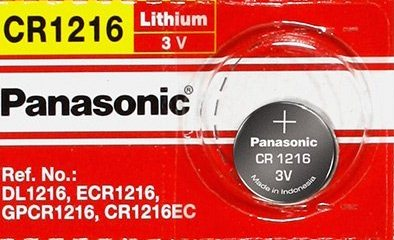 Panasonic CR1216 3V Lithium Coin Battery