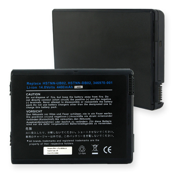 COMPAQ 14.8V 4400mAh Li-ION Laptop Battery