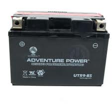YTR9-BS 12 Volt 8 Amp Hrs Dry Charge AGM Power Sport Battery