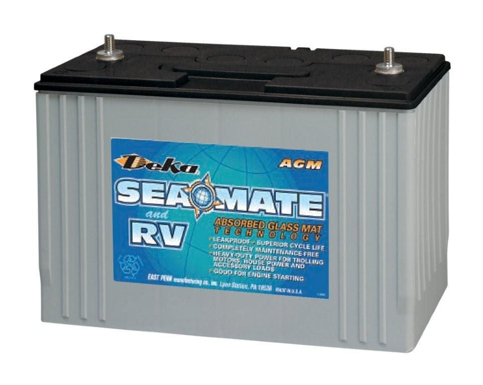 Deep Cycle AGM 105AH 12 Volt   Battery