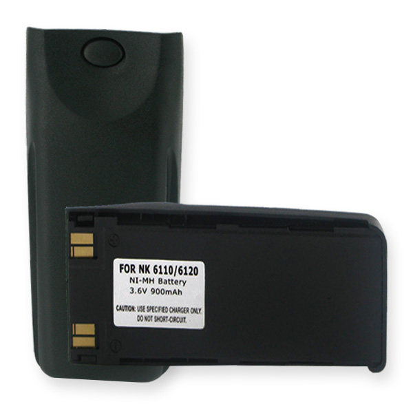 NOKIA 5120 And 6120 NiMH 900mAh Cellular Battery