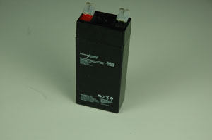 SLA 4AH 2 Volt Battery