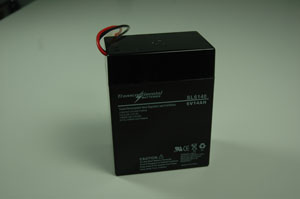 SLA 14AH 6 Volt Battery