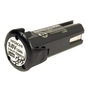 3.6 Volt Hitachi Li-ion  Cordless Power Tool Batteries 1500mAh