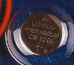 Renata CR1216 3V Lithium Coin Battery