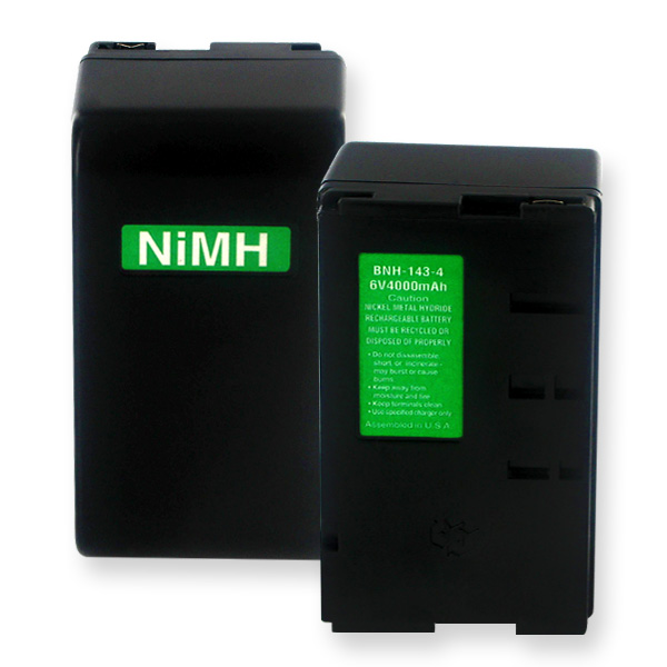 NMH RCA BB-120 And HITACHI Video Battery