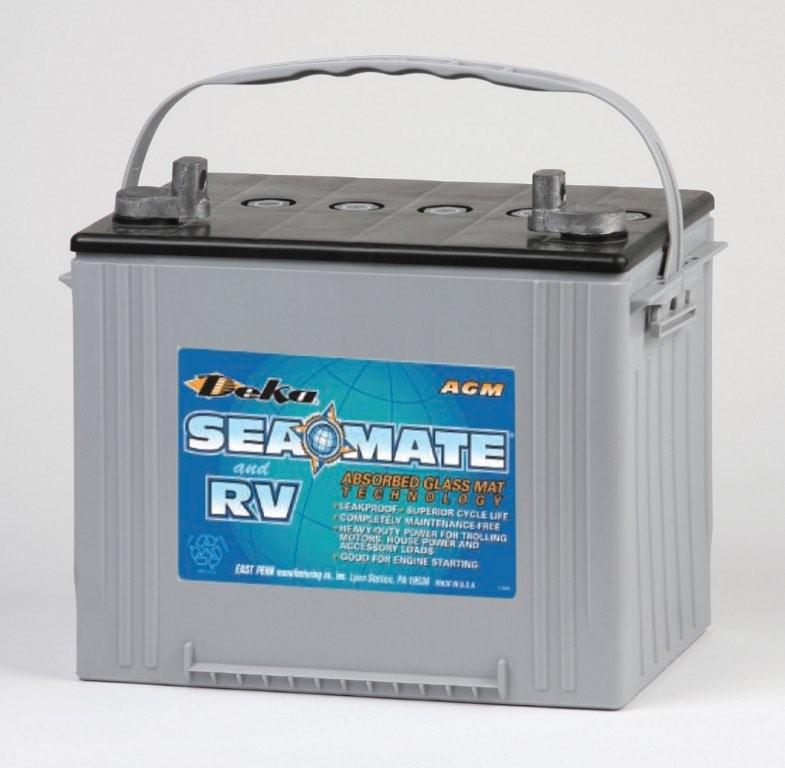 Deep Cycle AGM 79AH 12 Volt   Battery