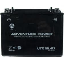 Y50-N18L-A 12 Volt 18 Amp Hrs Dry Charge AGM Power Sport Battery