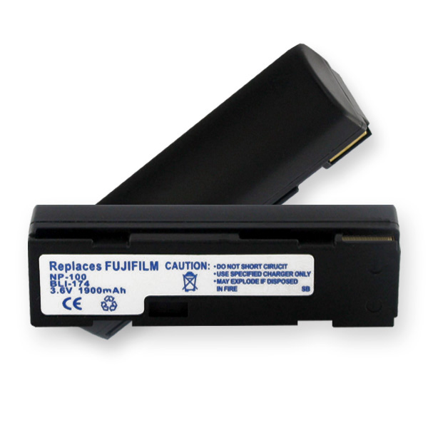 FUJI NP-100 DIGITAL CAMERA Video Battery
