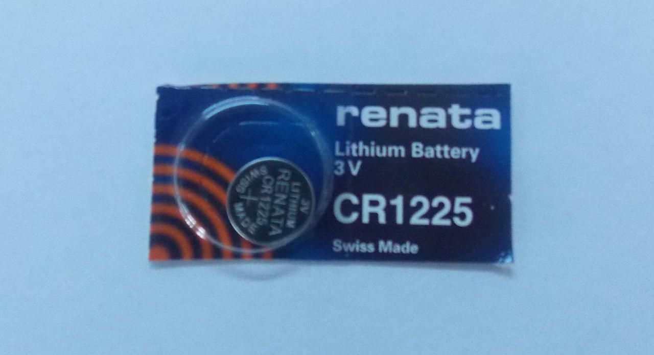 Renata CR1225 3V Lithium Coin Battery