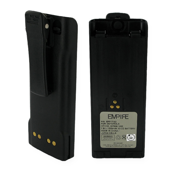 MOTOROLA NTN7143A TWO WAY BATTERY