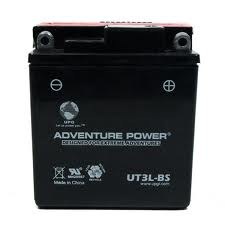 YB3L-B 12 Volt 3 Amp Hrs Dry Charge AGM Power Sport Battery