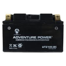YTZ10S 12 Volt 8.6 Amp Hrs Sealed AGM Power Sport Battery